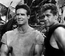 Steve Reeves, Gordon Scott - Duel of the Titans (1961) - 8 1/2 X 11