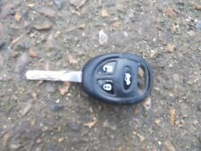 SAAB 93 95 MODELS CIRCA 1998 - 2002 3 BUTTON OPEN / CLOSE AND BOOT OPEN KEY FOB