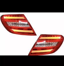 Feux Arrières LED Mercedes Classe C (W204) Phase 2 Et Phase 1