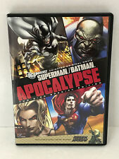 Superman / Batman: Apocalypse FREE SHIPPING