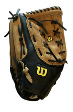 "WILSON A360 Genuine Leather Baseball / Softball Glove A0362 14"" LH Thrower"