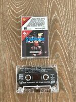 The Very Best Of Stan Kenton Cassette Tape 1989 Capitol Records