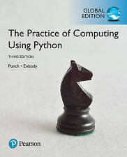 The Practice of Computing Using Python by Richard Enbody, William F. Punch (Mixe