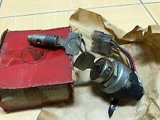 Honda CB93-CB125 CB96-CB160 CL160 Combination Ignition Switch Lock Set NOS Japan