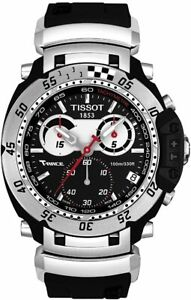Tissot Swiss Made T-Race Nascar Men's Chronograph Rubber Strap Watch