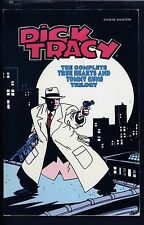DICK TRACY : TRUE HEARTS AND TOMMY GUNS DETECTIVE TPB BAKER ART, CRIME BOOK 1990