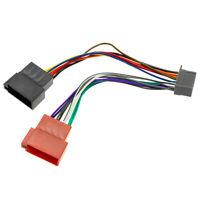 Auto Radio Adapter Kabel DIN ISO Stecker CQ-C CQ-DFX CQ-DP für Panasonic