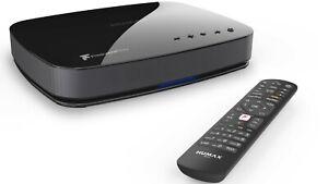 Humax Aura Android TV Freeview Play Smart 4K Ultra HD 1TB Digital TV Recorder