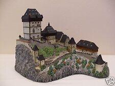 Bohemian Karlstejn Czech Sculpture Enchanted Castles of Europe Collection 1990's