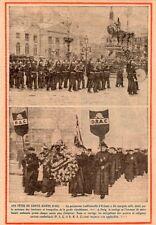 ORLEANS FETE JEANNE D ARC PROCESSION GARDE REPUBLICAINE PARIS IMAGE 1931 PRINT
