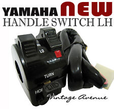 YAMAHA DT125 DT175  DT250 DT360 DT400 XT250 XT500 HANDLE SWITCH LH [K-MX]