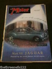 MOTOR MAGAZINE - AUG 15 1951 - BACKSTAGE WITH FERRARI