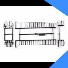 GP38-2  Handrails  UNION PACIFIC Gray/White (Plastic Version)  Athearn - HO