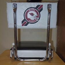 Vintage Phoenix Arizona Cardinals NFL Stadium Bleacher Chair Back Seat Cushion
