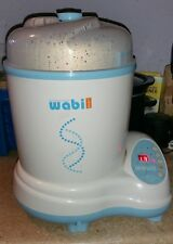 Wabi Baby WA-8810N Electric Steam Sterilizer and Dryer Plus Version