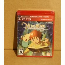 Ni No Kuni Wrath of the White Witch Sony PS3 NEW