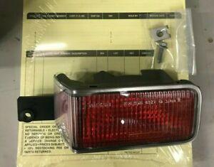 JDM OEM Rear Bumper Fog Lamp Light RHS GTR R34 BNR34 Early Model 26580-AA125