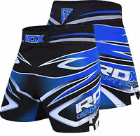 RDX MMA Grappling Shorts Cage Fight Gym Wear Kick Boxing Mixed Martial Arts