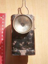 ERA WWII WW2 RARE flashlight BATTERY OPERATED LAMP FLASH LIGHT
