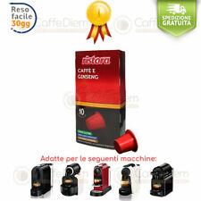 Ginseng Ristora 120 Capsule Cialde Compatibili Nespresso Compatibile