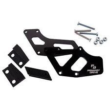 Honda XR250R XR400R XR600R Primary Drive Rear Chain Guide Black