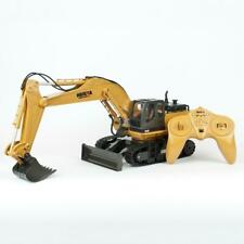 Die Cast RC Excavator 1:16 2.4Ghz 11 Channel Remote Control Digger Truck Toy UK