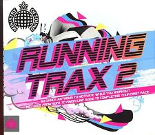 Ministry Of Sound / Running Trax 2 - 3CD Digipack