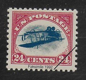 UNITED STATES 1918 - INVERTED JENNY - FAKE