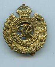 WW2 Royal Engineers Cap Badge