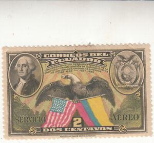 Ecuador 1939. 150 years USA Constitution MLH