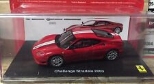 "DIE CAST "" CHALLENGE STRADALE - 2003 "" FERRARI GT COLLECTION  SCALA 1/43"