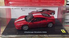 """DIE CAST """" CHALLENGE STRADALE - 2003 """" FERRARI GT COLLECTION  SCALA 1/43"""