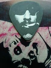DEFTONES Stephen Carpenter smoking/sunglasses black guitar pick