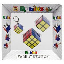 Rubik's Family Set 2x2, 3x3 Cubes and Keyring
