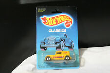 RARE HOT WHEELS 32' FORD DELIVERY WITH BLUE STRIPE CLASSICS