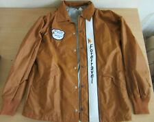 Vintage Retro Foretravel Motorhomes Motorcade Club Jacket Mens Medium