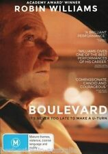 Boulevard DVD 2016 ROBIN WILLIAMS BRAND NEW NEW RELEASE R4