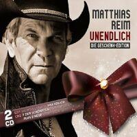 MATTHIAS REIM - UNENDLICH-DIE GESCHENK-EDITION 2 CD NEU
