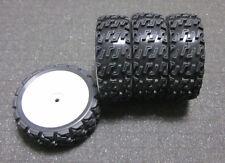 Kyosho FAZER 26mm Rally Tires(4) DF03RA TB01 TT01 XV01 TT02 TRAXXAS 1/16 Rally