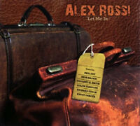 Alex Rossi : Let Me In CD (2009) ***NEW*** Highly Rated eBay Seller Great Prices