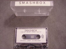 VERY RARE Smashbox DEMO CASSETTE TAPE UNRELEASED Los Angeles unknown rock 4 trax