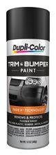 Duplicolor Tb101 Trim And Bumper Coating Flat