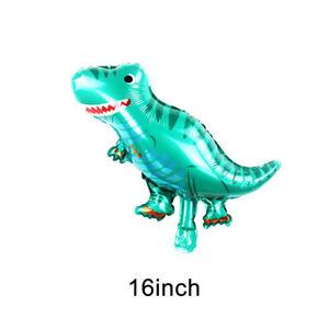 40 Kinds Large Simulation Dinosaur Balloon Baby Shower Birthday Party Decor G
