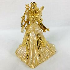 Kirks Folly Dreamkeeper Fairy Godmother Trinket Box Top / Lid Remember The Magic