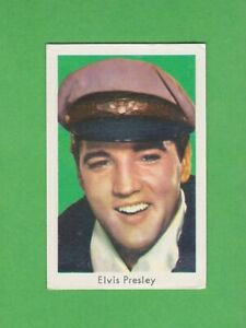 Dutch Gum Card nno Elvis Presley
