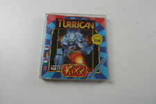 Turrican A Kixx Game for the Atari ST Computer tested & working