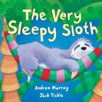 The Very Sleepy Sloth by Andrew Murray Hardback Book The Fast Free Shipping