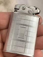 Vintage Thorens Oriflam Sport Pocket Lighter - Made In Switzerland