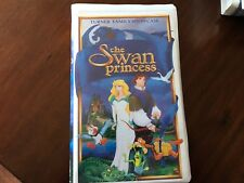 The Swan Princess (VHS, 1995, Clam Shell)