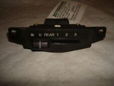 Mazda MPV LW Schalter Heizung Lüftung